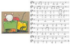 Klassite tweede kleuterklas: Liedjes en versjes