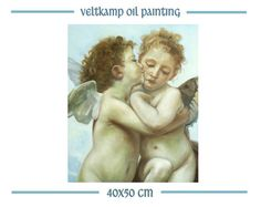 no shipping costs  figure oil painting by VeltkampOilPainting