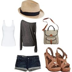 Really cool summer outfit