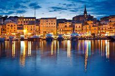 Ville de Calvi, Corse