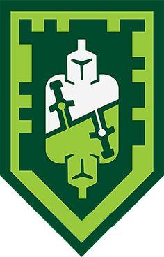 LEGO Nexo Knights schild (shield) scannen - Sidekick - Every hero has a helper. Buy Lego Nexo Knights on: https://www.olgo.nl/lego/lego-nexo-knights.html