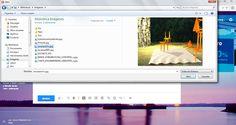 Cómo enviar imágenes y archivos con Yahoo! Mail  Leer Mas Aqui: http://correotech.com/como-enviar-imagenes-con-yahoo-mail.html#ixzz38UzRvijg  Under Creative Commons License: Attribution Non-Commercial No Derivatives  Follow us: @Miguel_Araujo_S on Twitter