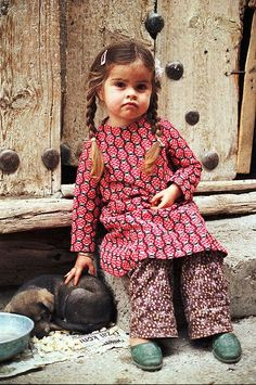 """Little Turkish Girl [   """"Turkey 1988 - 131 by le petit danois"""",   """" little turkish girl aa"""",   """"Little Turkish Girl . and her best friend!"""",   """"A little one & her puppy from Türkey."""",   """"She is so cute!"""" ] #<br/> # #World #Cultures,<br/> # #Beautiful #Children,<br/> # #Children #Photography,<br/> # #Best #Friends,<br/> # #Turkey,<br/> # #Style,<br/> # #Kind,<br/> # #Baby,<br/> # #Puppy<br/>"""