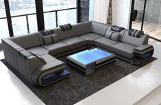 Leather Interior Design Corner Couch Designersofa Ragusa u Shape Ottoman Sofa Set Designs, Modern Sofa Designs, Modern Design, Sofa Furniture, Luxury Furniture, Furniture Design, Antique Furniture, Rustic Furniture, Modern Furniture