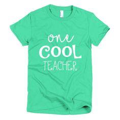 One COOL Teacher