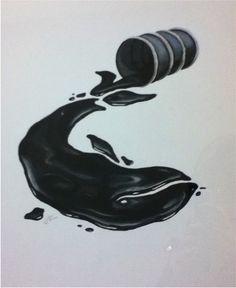 El petroleo es un no renovable.