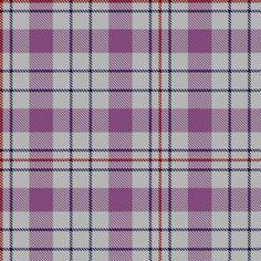 Information from The Scottish Register of Tartans #Milne #Purple #Tartan