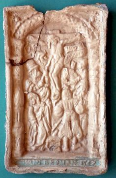Berman tile from Kirdorf, Hauptstraße 30