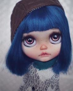 "340 Likes, 19 Comments - 十月天sun (@qdsy001) on Instagram: ""#doll#dolls#blythe#blythecustomdoll #blythedoll #blythedolls #blythecustom #customblythe…"""