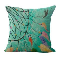 Set - Romantic Dreamcatcher Cushion Covers