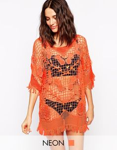 Seafolly Plantation Kaftan