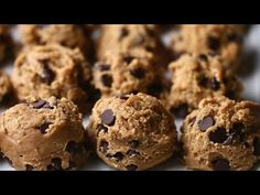 Save & Bake Cookie Dough - YouTube