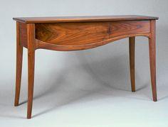 Ariel Hall Table - Greg Klassen Furniture