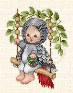 """Ellen Maurer-Stroh """"Gray Parrot Baby"""""""