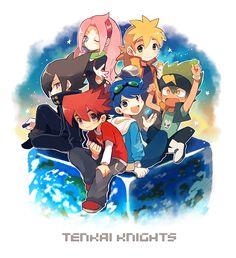 Tenkai Knights, Fanart - Zerochan Anime Image Board