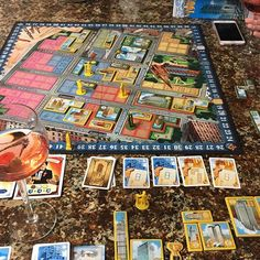 New York 1901 pairs well with nice glass of wine. This game is great for couples on date night.