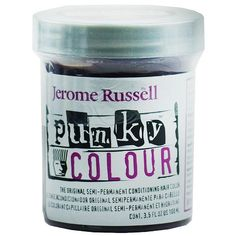 Hair Color Cream, Hair Color Purple, Jerome Russell Punky Color, Punky Hair, Vibrant Hair Colors, Semi Permanent Hair Color, Facial Cleansers, Body Makeup, Beauty Hacks