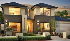 In-Vogue Living Pty Ltd Home Designs: The Grant. Visit www.localbuilders.com.au/home_builders_perth.htm to find your ideal home design in Perth