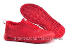 finest selection d0392 9b48d NK Air Max Thea Print Shoes All Red Men Women Super Deals AbEhh, Price    80.00 - Big Kids Jordan Shoes - Kids Jordan Shoes - Cheap Jordan Kids Shoes