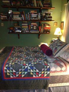 My funky bedroom