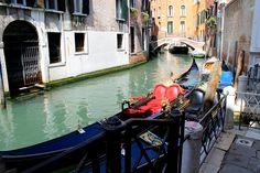 Gondolas de Veneza, Iatly