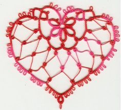 Gina Brummet's Netted Heart