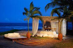Nannai Beach Resort em Porto de Galinhas. Eleito o melhor Resort de praia do Brasil