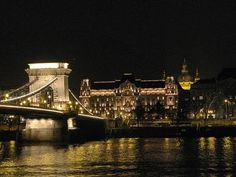 Budapest at night.. Perfect