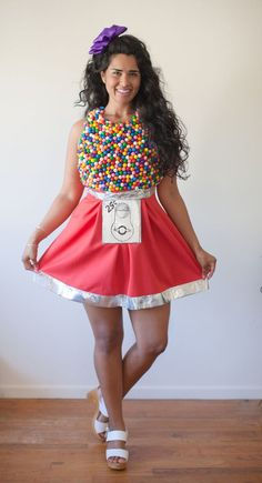Cute and Unique Halloween Costume Ideas for Women 2018 – Glamanti Beauty Unique Halloween Costumes, Halloween Diy, Costume Ideas, Happy Halloween, Halloween Recipe, Women Halloween, Halloween Nails, Halloween Makeup, Halloween Couples