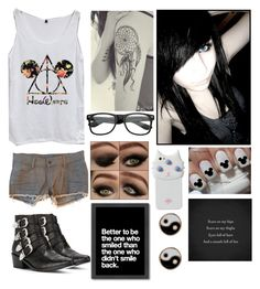 """""""Untitled #136"""" by nerdgirl070 ❤ liked on Polyvore featuring Valfré, Disney, Siwy, Toga, Americanflat and Accessorize"""