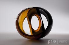 John Kiley - Abstract Glass Sculptures - Paia Contemporary Gallery