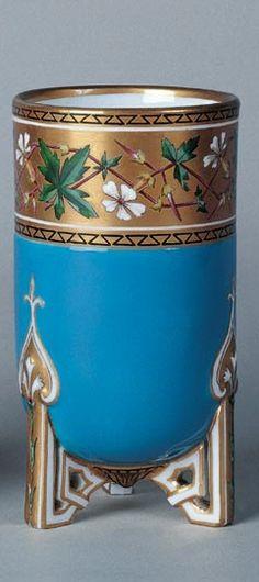 Minton, Porcelain Vase