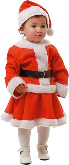 Disfraz de Mamá Noel #Navidad