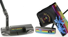Only a small number of the Special Edition BB Zero Big Kahuna Aloha DASS putters exist.a