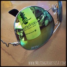 MH Pulse Aviator Sunglasses | www.MeltingHeartsUSA.com | What does your heart pulse for? #MyHeartPulse #meltingheartsusa #sunglasses #shades #fashion #instafashion #stylish #style #aviators #aviatorsunglasses #love