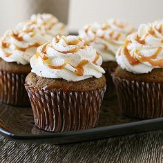 cuppies recipe - pumpkin spice latte