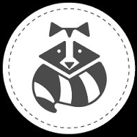 """Résultat de recherche d'images pour """"logo raccoon"""""""
