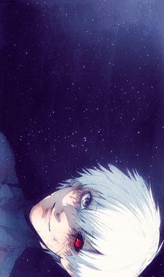Kaneki Ken ||| Colored Manga ||| Tokyo Ghoul Fan Art