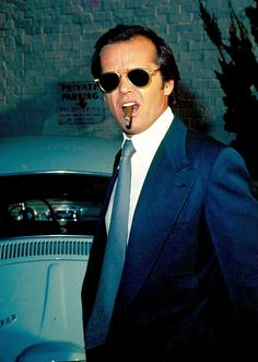 Jack Nicholson candid, c. 1970s