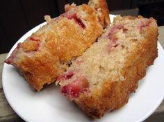 POWER SNACK: PALEO STRAWBERRY BANANA BREAD RECIPE - Paleo Recipes