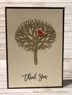 Thoughtful Branches Stampin Up  by Claire Daly Stampin Up! Demonstrator Melbourne Australia