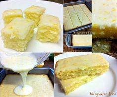 Lemony Lemon Brownies Are A Taste Sensation   The WHOot