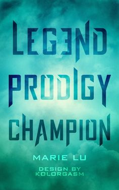 Legend Prodigy Champion