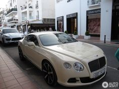 Bentley car - good photo