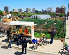 Mobile Smart Cart Farms brings Urban Agriculture to Chicago Residents   Inhabitat - Green Design, Innovation, Architecture, Green Building