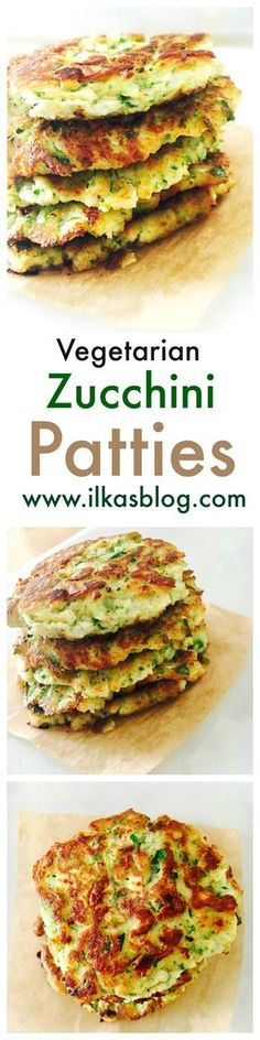 A delicious meatless alternative! Easy to make and a great way to add some extra veggies to your diet. Can easily be turned Gluten-free and Paleo-friendly.