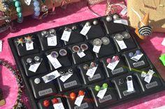 pendientes de plata y acero 316L, diseños para todos los gustos y colores, preciosos!!! www.limye.com