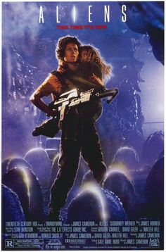 Aliens - This is a movie about the strength of determination. One of the very best films featuring any kind of aliens I have ever seen.