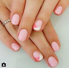 disenos-de-unas-faciles (20) - Beauty and fashion ideas Fashion Trends, Latest Fashion Ideas and Style Tips