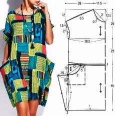 - Best Sewing Tips Fashion Sewing, Diy Fashion, Fashion Dresses, Origami Fashion, Fashion Details, Hijab Fashion, Fashion Clothes, Dress Sewing Patterns, Clothing Patterns
